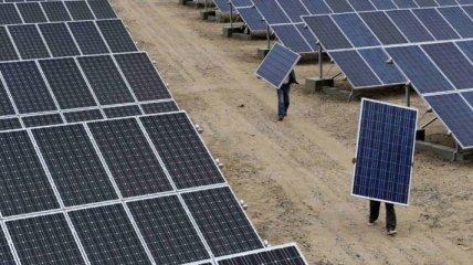 Китай выходит в лидеры альтернативной энергетики