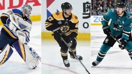 НХЛ: топ-голы плей-офф Кубка Стэнли (Видео)