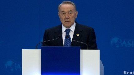 Назарбаев посетит Берлин для обсуждения ситуации в Украине