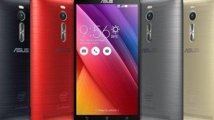 ASUS анонсировал смартфон с 4 Гб оперативной памяти