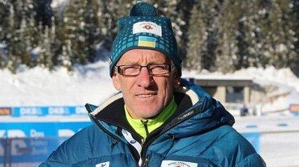 Тренер сборной Украины прокомментировал гонку Пидручного
