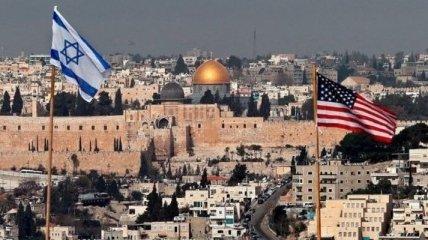 США объединяют посольство и генконсульство в Иерусалиме