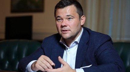 Богдан прокомментировал увеличение финансирования МВД и СБУ