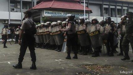 Новые беспорядки в Папуа унесли жизни 20 человек