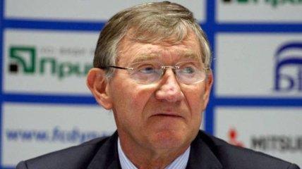 Экс-тренер Таврии уволен с поста тренера сборной Молдовы