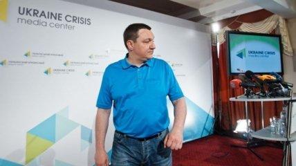 Тымчук: Террористы активно укрепляются и получают военную технику