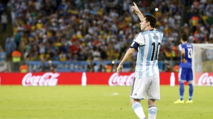 ЧМ-2014. Лучшие моменты интригующего матча Аргентина - Босния