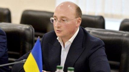 Замминистра юстиции Василик задекларировал 4,8 млн грн доходов за прошлый год