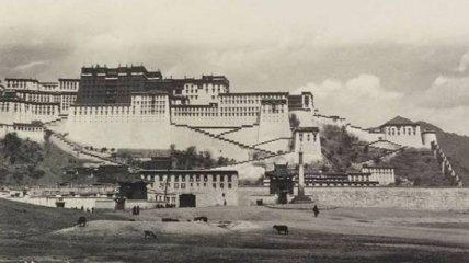 Самые первые фотографии Тибета (Фото)