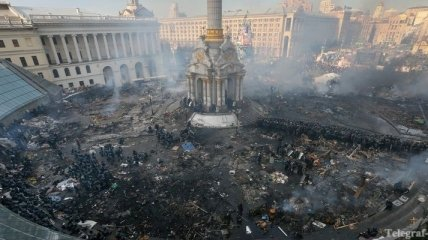 Новости Украины: Противостояние в стране не утихает (Фото, Видео)