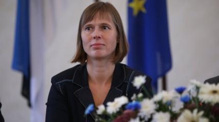 Президент Эстонии рассказала о шансах Украины попасть в ЕС