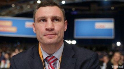 Виталий Кличко: В 2016 году организуем Усику чемпионский бой