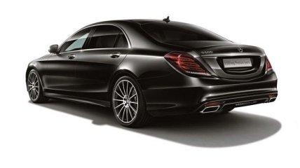Новая спецверсия Mercedes-Benz S-Class