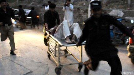 В Кабуле близ штаб-квартиры НАТО прогремел взрыв
