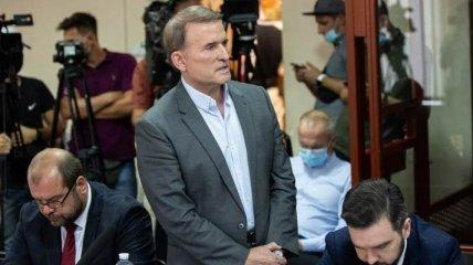 Медведчук перед заседанием Апелляционного суда: Уголовное дело против меня сфабриковано СБУ