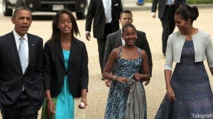 Мишель Обама о секретах хорошей физической формы членов семьи
