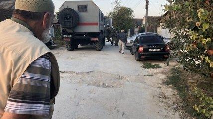 В Крыму провели обыски активистов