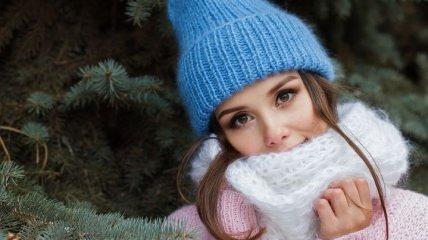 Теплые и удобные: как правильно носить шарфы и платки этой зимой (Фото)
