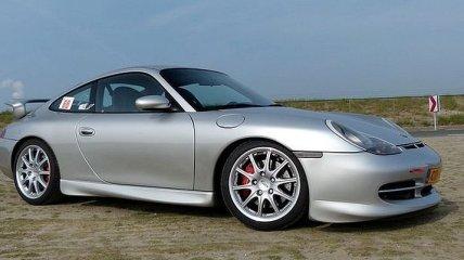 Porsche начала тестировать загадочный 911 на Нюрбургринге (Видео)