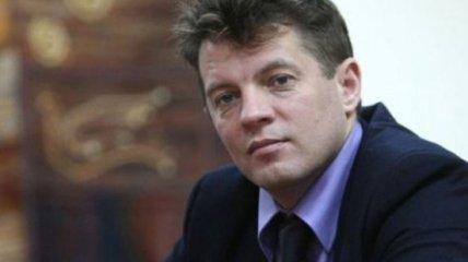 Сегодня в Москве состоится суд по аресту Сущенко