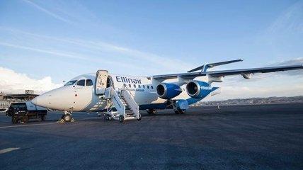 Греческая Ellinair запустит ряд рейсов в Украину