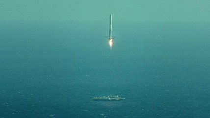 Запуск ракеты Falcon 9 в очередной раз потерпел неудачу (Видео)