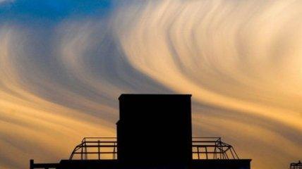 Потрясающие фотографии облачных образований (Фото)