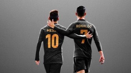 Месси может стать одноклубником Роналдо