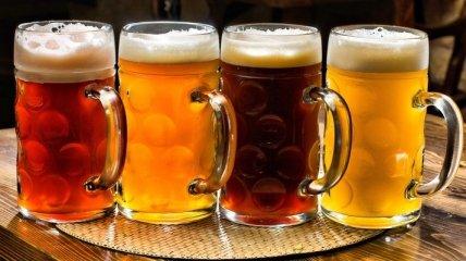 Пиво в Украине приравняют к алкогольным напиткам