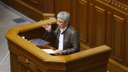 """""""Fair play"""": Ткаченко предлагает штрафовать убыточные СМИ"""