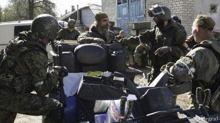 Российские военные тренируют разведчиков-террористов