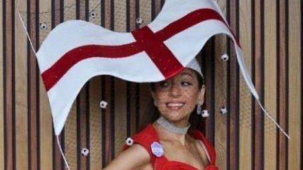 Головные уборы на ежегодных скачках Royal Ascot (Фото)