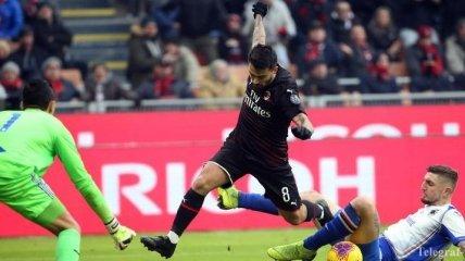 Севилья всеми силами пытается подписать лидера Милана