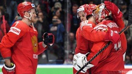 Россия - США: обзор матча ЧМ-2019 по хоккею (Видео)