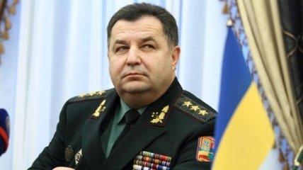 Полторак рассказал о количестве российских военных на Донбассе