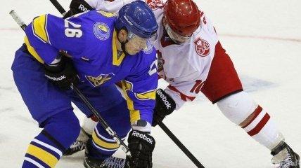Определили лучшего хоккеиста Украины 2012 года