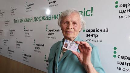 Ольга Перепелица получила водительские права
