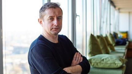 Писатель Сергей Жадан.
