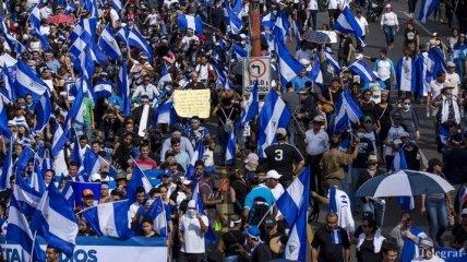В Никарагуа открыли огонь по демонстрантам, есть погибшие и много раненых