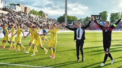 Андрей Шевченко в сборной Украины