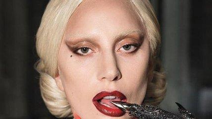 Леди Гага показала публике свой целлюлит (Фото)