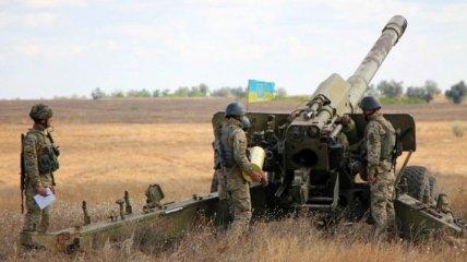 Боевики в течение дня 18 раз обстреляли позиции ВСУ