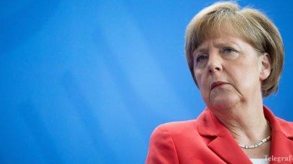 Меркель: Минские соглашения - трудный процесс, но альтернатив нет