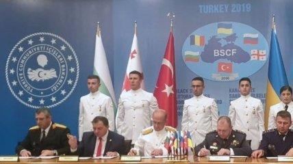 Украина передала Турции председательство в форуме Черноморского пограничного сотрудничества