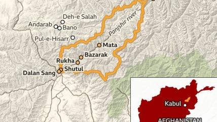 Панджшерская долина: оплот сопротивления Талибану