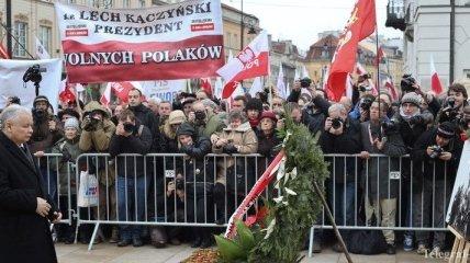 В Польше надеятся, что эксгумация поможет выяснить причины Смоленской трагедии