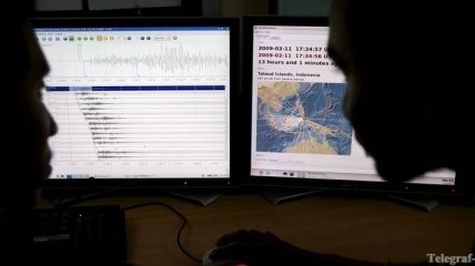 В Индонезии произошло землетрясение магнитудой 6,7