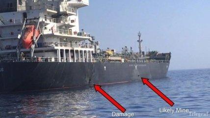 ВМС США доказали вину террористов в взрывах в Оманском заливе (Видео)