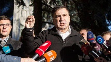 Суд Киева рассматривает иск Саакашвили о предоставлении статуса беженца