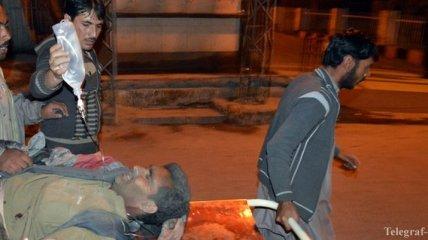 Теракт в Пакистане забрал жизни 5 человек